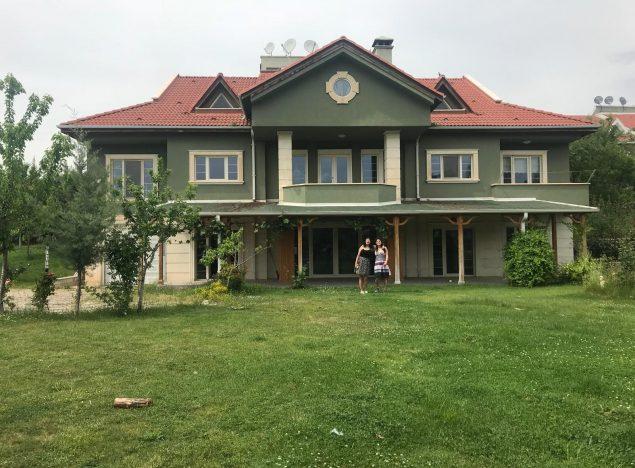 özel anaokulu binası