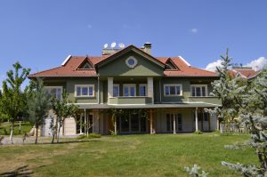 özel anaokulu bina